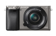 Sony Alpha 6000 Kit graphitgrau inkl. 16-50mm F3,5-5,6 OSS
