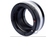 B.I.G. Objektivadapter Nikon G an Fuji X