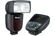 Nissin Speedlite Di700A für Canon Kit incl. Commander Air 1