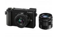 Panasonic Lumix DC-GX9 Kit 12-32mm + 35-100mm schwarz
