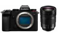 Panasonic Lumix S5 Kit inkl. Lumix S 24-105 F4 MACRO O.I.S.