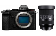 Panasonic Lumix S5 Kit inkl. Sigma AF 24-70/2.8 DG DN Art