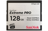 SanDisk CF-Card CFast 2.0 Extreme Pro 128GB 525MB/s