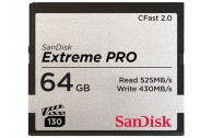 SanDisk CF-Card CFast 2.0 Extreme Pro 64GB 525MB/s