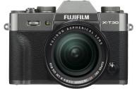 FUJIFILM X-T30 + XF18-55mm F2.8-4 R LM OIS anthrazit