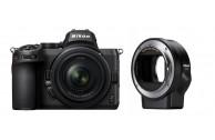 Nikon Z5 Kit + 24-50mm 1:4.0-6.3 + FTZ Objektivadapter