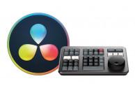 Blackmagic DaVinci Resolve Studio Activation Code Software inkl. Blackmagic DaVinci Resolve Speed Editor Keyboard