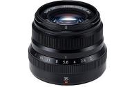 Fujifilm Fujinon XF 35 mm F2 R WR schwarz