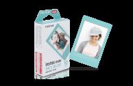 Fujifilm Instax Film Mini Sky Blue Frame 10 Aufnahmen