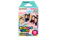 Fujifilm Instax Film Mini Stained Glass 10 Aufnahmen