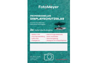 Canon PowerShot G5X/ G9X Displayschutzglas (2 Stk.)