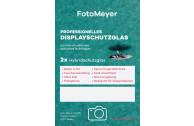 Sony Alpha 6000 / 6100 / 6400 / 6600 Displayschutzglas (2 Stk.)