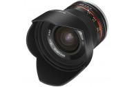 Samyang 12mm/ 2,0 Fuji X schwarz