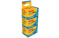 Kodak Ultramax 400 135/36 3er Pack