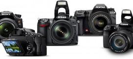 Digitale Fotografie mit der Spiegelreflexkamera