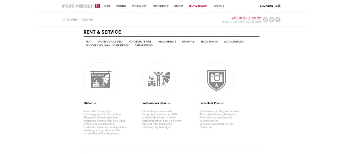 Rent&Service
