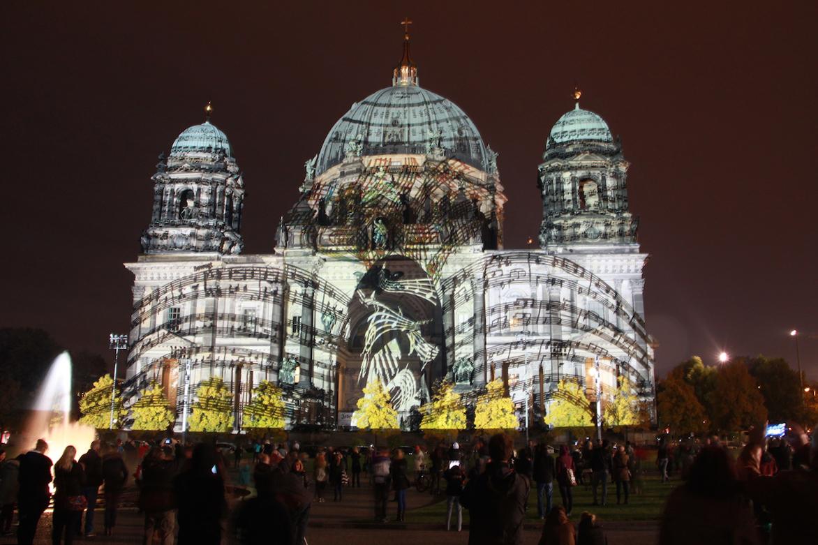 Festival of Lights 2013 – Fotobeitrag von Ernst Schreiber