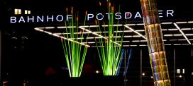 DAS 10. FESTIVAL OF LIGHTS STARTET WIEDER IN BERLIN