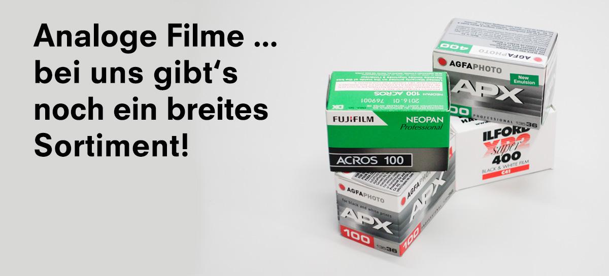 analoge filme entwickeln