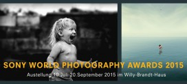 SONY WORLD PHOTOGRAPHY AWARDS BERLIN 2015