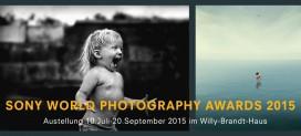 SONY WORLD PHOTOGRAPHY AWARDS BERLIN 2015