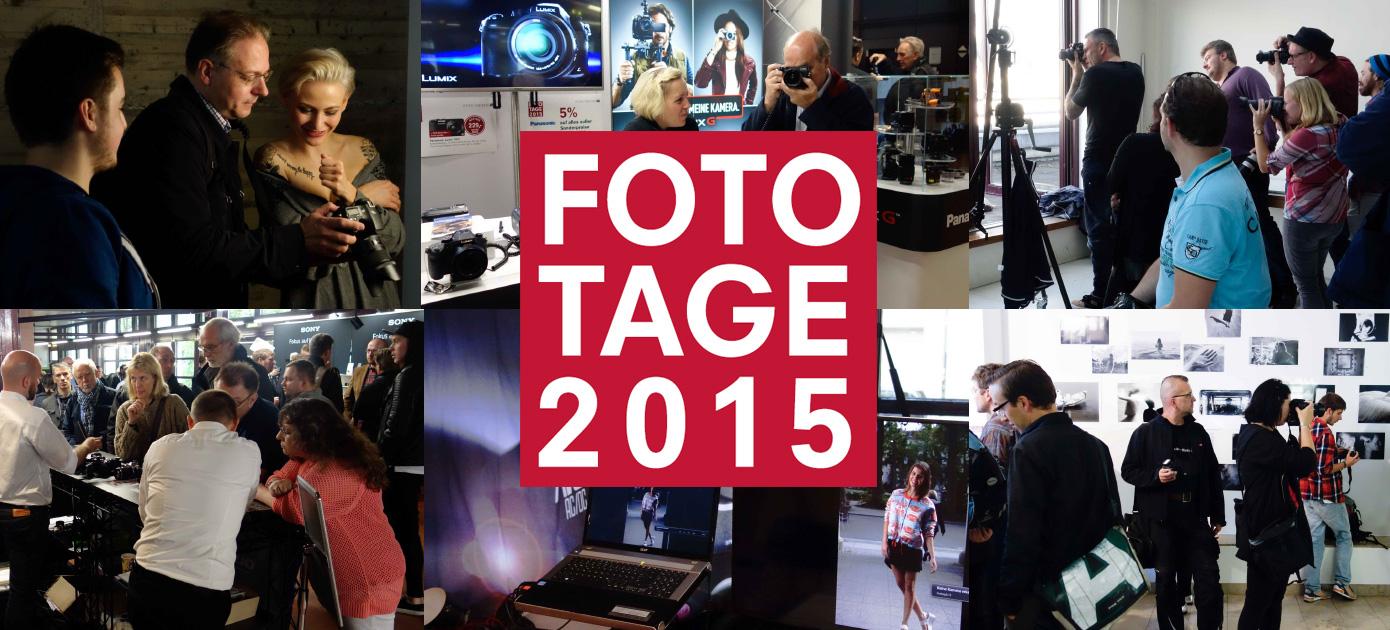 RÜCKBLICK FOTOTAGE 2015 BEI FOTO MEYER