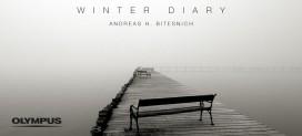 """AUSSTELLUNG """"WINTER DIARY"""" VON ANDREAS H. BITESNICH"""