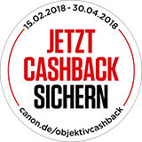 Foto Meyer Berlin Cashback und Sparaktionen:  CANON OBJEKTIV-CASHBACK