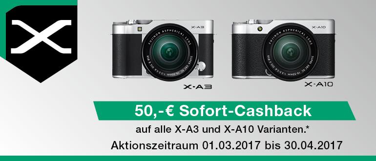 Foto Meyer Berlin Cashback und Sparaktionen:  FUJIFILM SOFORT-CASHBACK