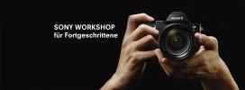 Workshop Sony Fortgeschrifttene