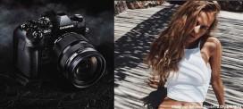 Olympus Studio-Shooting mit Marie von Behrens und Brendan de Clercq