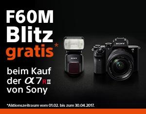 Foto Meyer Berlin Cashback und Sparaktionen:  SONY GRATISBLITZ-AKTION