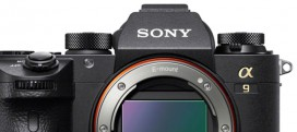 Sneak Preview der Sony Alpha 9