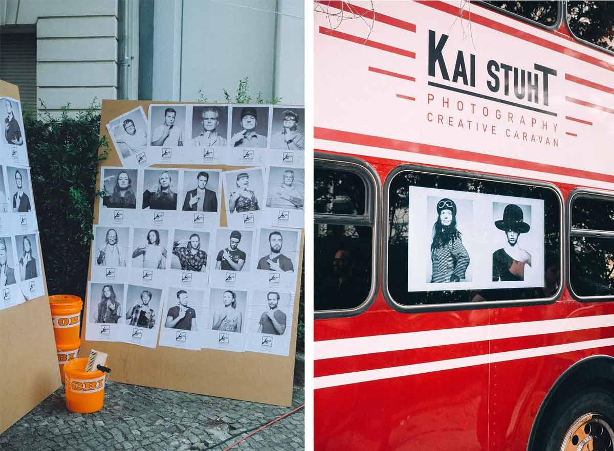 FOTOTAGE 2018 Rückblick: Creative Caravan