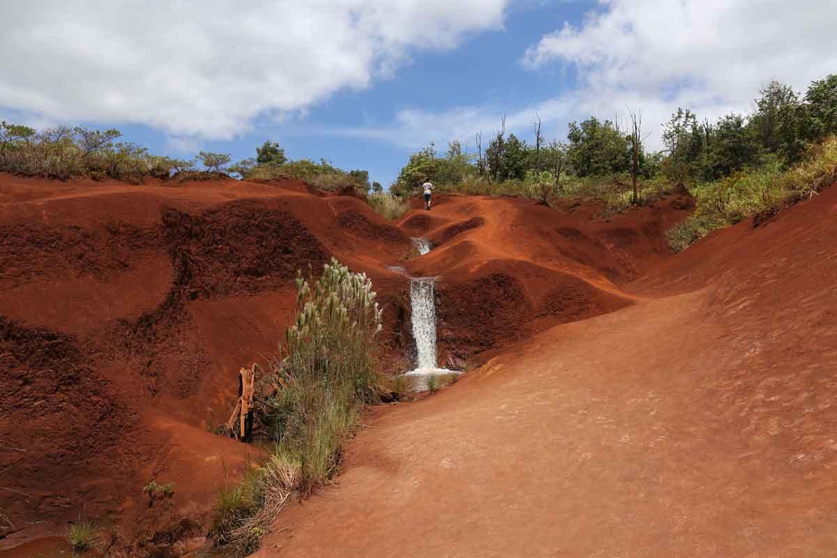 Landschaft-Kauai