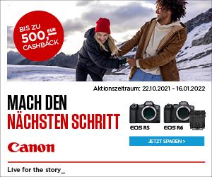 Foto Meyer Berlin Cashback und Sparaktionen:  CANON WINTERCASHBACK