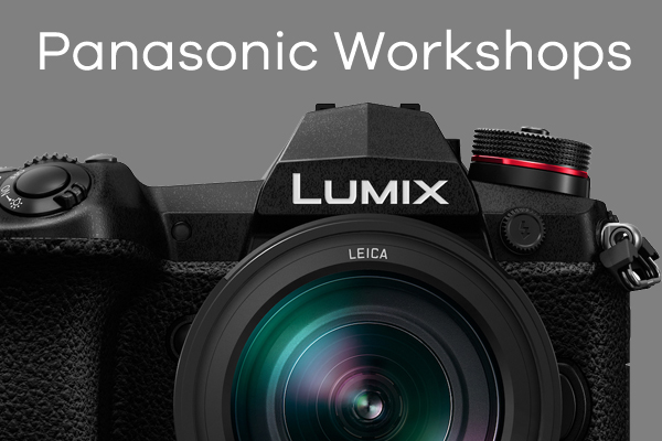 Workshop Digitale Fotografie mit der Panasonic Lumix G