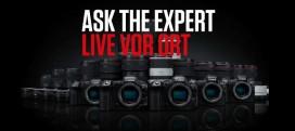 Canon - Ask the expert live vor ORT bei Foto Meyer und Fotowalk