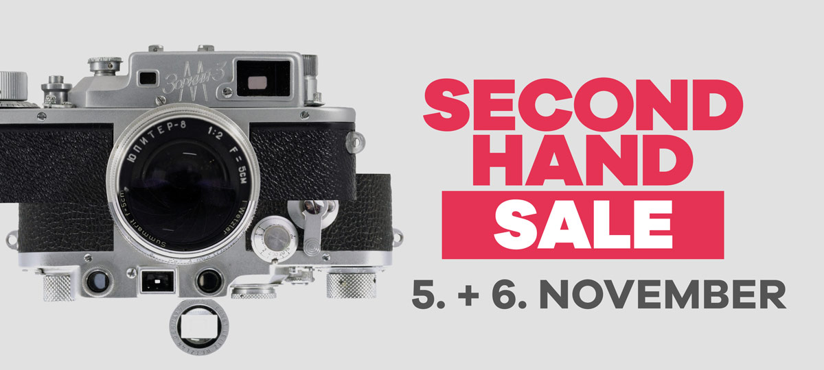 SECOND HAND SALE 2021