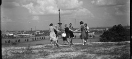 Foto Flaneur Fide Struck, Berlin 1930-1941 - Lichtbildervortrag